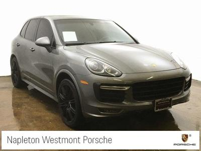 2016 Porsche Cayenne GTS for sale VIN: WP1AD2A25GLA73022
