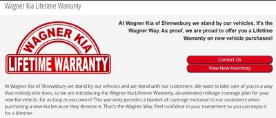 Wagner Kia of Shrewsbury Image 9