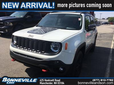 2017 Jeep Renegade  for sale VIN: ZACCJBCB0HPE86916