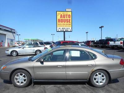2006 Ford Taurus SEL for sale VIN: 1FAFP56U66A206784