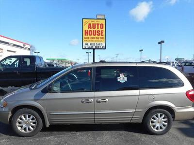 2002 Chrysler Town & Country LXi for sale VIN: 2C4GP54332R578937