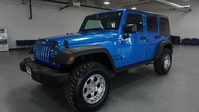 Jeep Wrangler Unlimited 2016 for Sale in Anchorage, AK