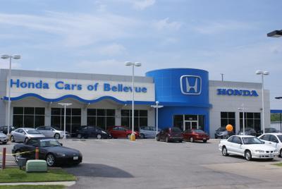 Honda Cars of Bellevue Image 1