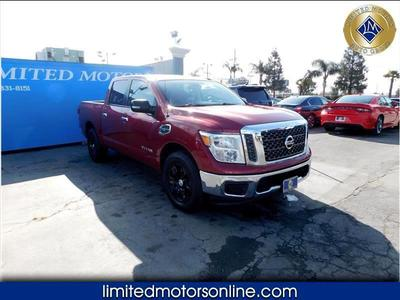Nissan Titan 2017 for Sale in Bakersfield, CA