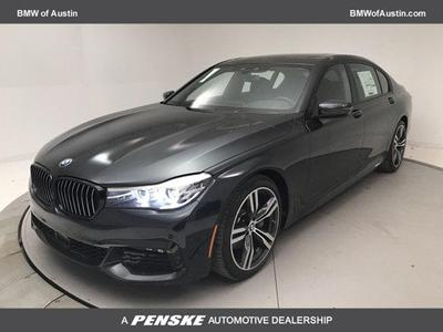 2019 BMW 740 i for sale VIN: WBA7E2C50KB216941