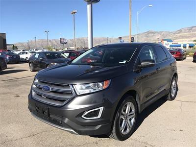 2018 Ford Edge Titanium for sale VIN: 2FMPK4K82JBC02238