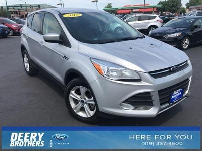 Ford Escape 2015 for Sale in Iowa City, IA