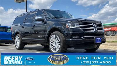 Lincoln Navigator L 2017 for Sale in Iowa City, IA