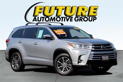 Toyota Highlander 2018 for Sale in Sacramento, CA