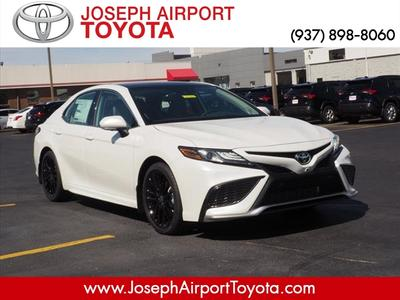 Toyota Camry 2021 for Sale in Vandalia, OH