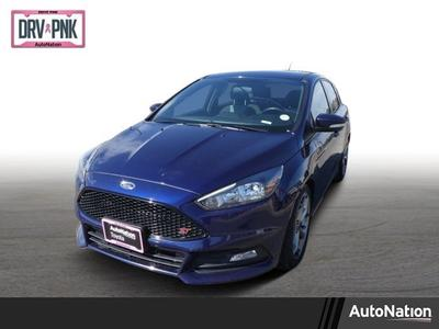 2016 Ford Focus  for sale VIN: 1FADP3L96GL405271