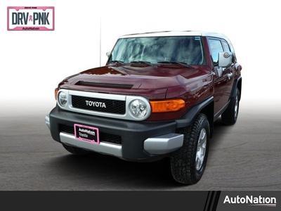 2010 Toyota FJ Cruiser  for sale VIN: JTEBU4BF2AK073880