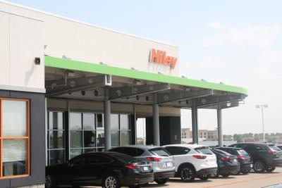 Hiley Mazda  VW of Arlington Image 4