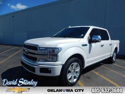 Ford F-150 2018 for Sale in Oklahoma City, OK