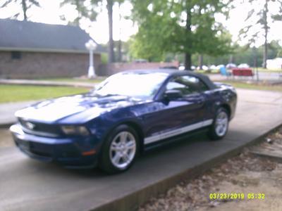 2010 Ford Mustang  for sale VIN: 1ZVBP8EN6A5173935