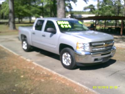 Chevrolet Silverado 1500 2013 for Sale in Center Point, LA
