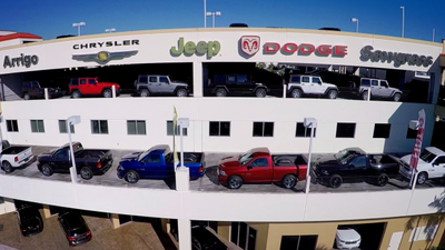 Arrigo Dodge Chrysler Jeep RAM Sawgrass Image 4