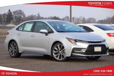 Toyota Corolla 2021 for Sale in Stockton, CA