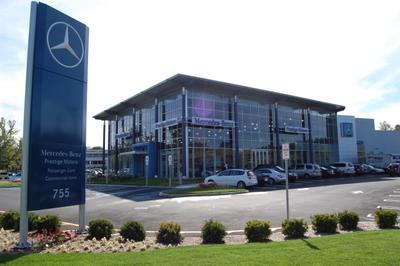 Mercedes-Benz of Paramus Image 1