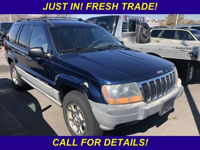 2000 Jeep Grand Cherokee Laredo for sale VIN: 1J4GW48S6YC339201