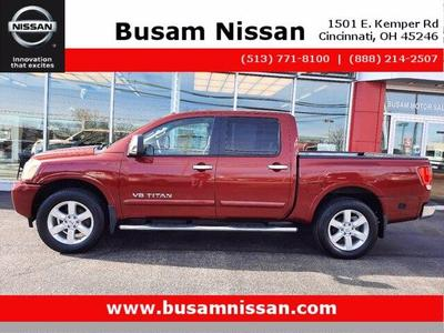 Nissan Titan 2014 for Sale in Cincinnati, OH