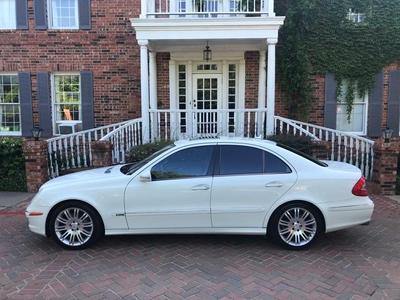 2007 Mercedes-Benz E-Class E 350 for sale VIN: WDBUF56X27B016053