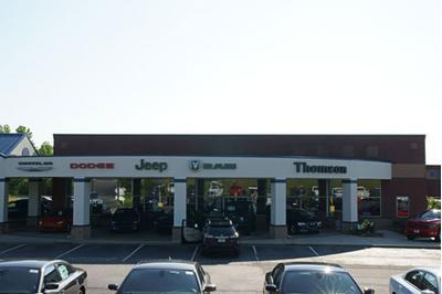 Thomson Chrysler Dodge Jeep Ram Fiat Image 1