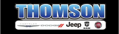 Thomson Chrysler Dodge Jeep Ram Fiat Image 2