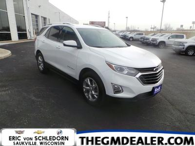 2019 Chevrolet Equinox LT for sale VIN: 3GNAXVEX6KS545304