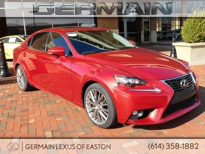 2015 Lexus IS 250  for sale VIN: JTHCF1D28F5026613