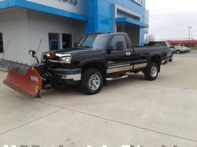 2003 Chevrolet Silverado 2500 LS H/D for sale VIN: 1GCHK24193E184924