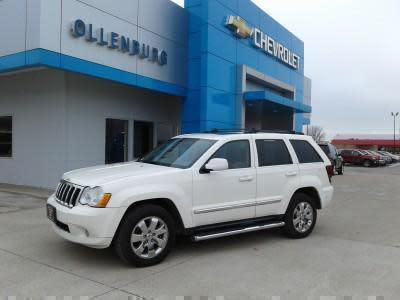 2008 Jeep Grand Cherokee Limited for sale VIN: 1J8HR58N68C189892