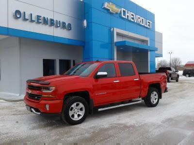 Chevrolet Silverado 1500 2016 for Sale in Garner, IA