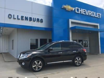 2016 Nissan Pathfinder Platinum for sale VIN: 5N1AR2MM0GC625604