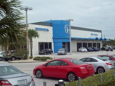 Courtesy Palm Harbor Honda Image 4
