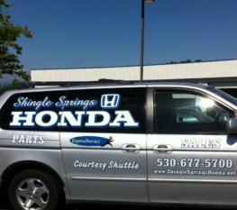 Shingle Springs Honda Image 4