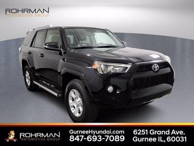 Toyota 4Runner 2018 for Sale in Gurnee, IL