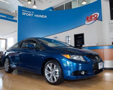 Sport Honda Image 3