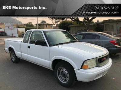 GMC Sonoma 2002 for Sale in El Cerrito, CA
