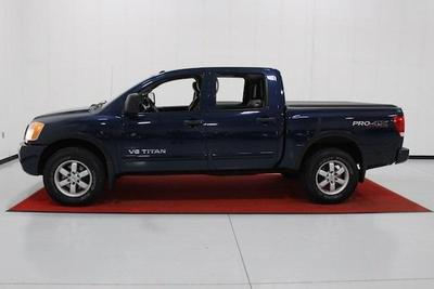 Nissan Titan 2012 for Sale in Waite Park, MN