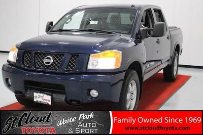 Nissan Titan 2012 for Sale in Waite Park, MN