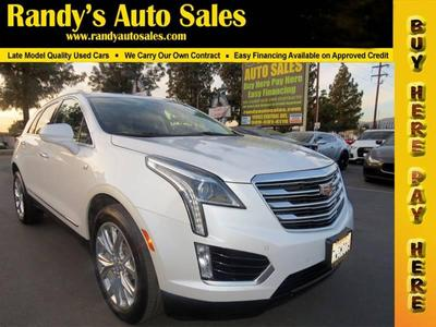 Cadillac XT5 2017 for Sale in Ontario, CA