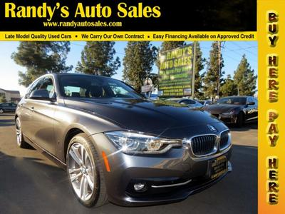 BMW 330e 2018 for Sale in Ontario, CA