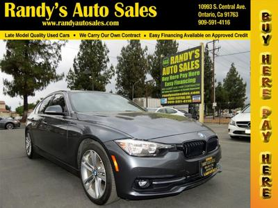BMW 328d 2017 for Sale in Ontario, CA