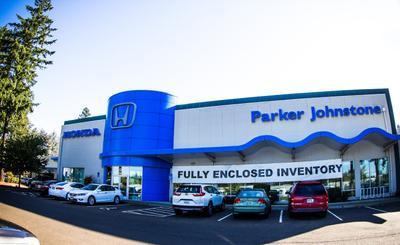 Parker Johnstone's Wilsonville Honda Image 4