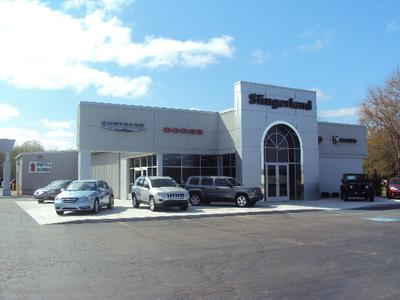 Slingerland Chrysler Dodge Jeep RAM Image 1