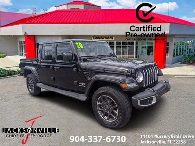 Jeep Gladiator 2020 for Sale in Jacksonville, FL