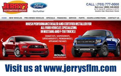 Jerry's Leesburg Ford Image 8