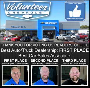 Volunteer Chevrolet Image 1