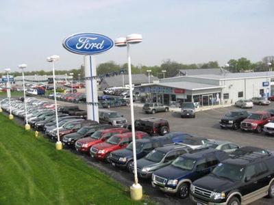 Gjovik Ford Image 1